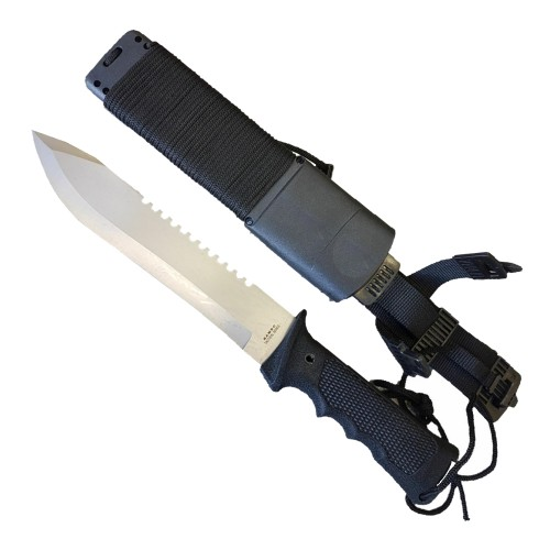 COLTELLO TYP RAMBO TACTICAL SERIES