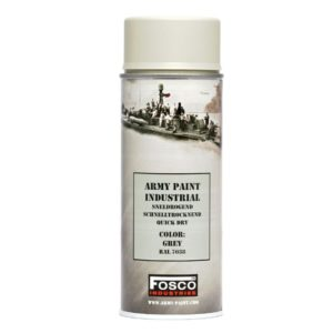SPRAY GREY RAL 7038 FOSCO