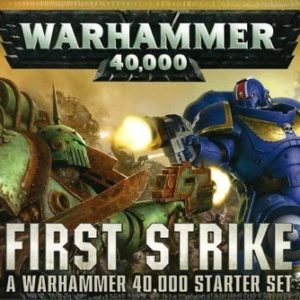 WARHAMMER 40000 FIRST STRIKE