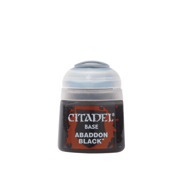 CITADEL ABADDON BLACK BASE