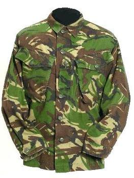 CAMICIA DPM INGLESE CAMOUFLAGE