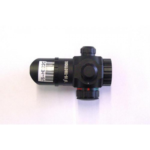 RED DOT COMPATTO JS TACTICAL HD22