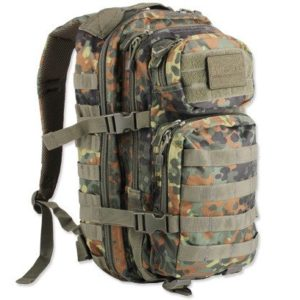 ZAINO ASSAULT 25LT FLECKTARN