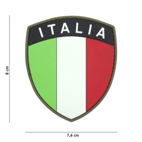 PATCH PVC SCUDETTO ITALIA