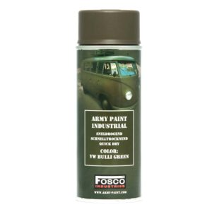 SPRAY BULLY GREEN FOSCO