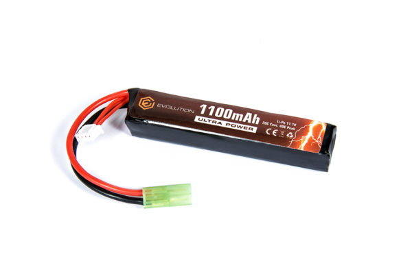 BATTERIA Li-Po 11.1V 1100MaH EVOLUTION
